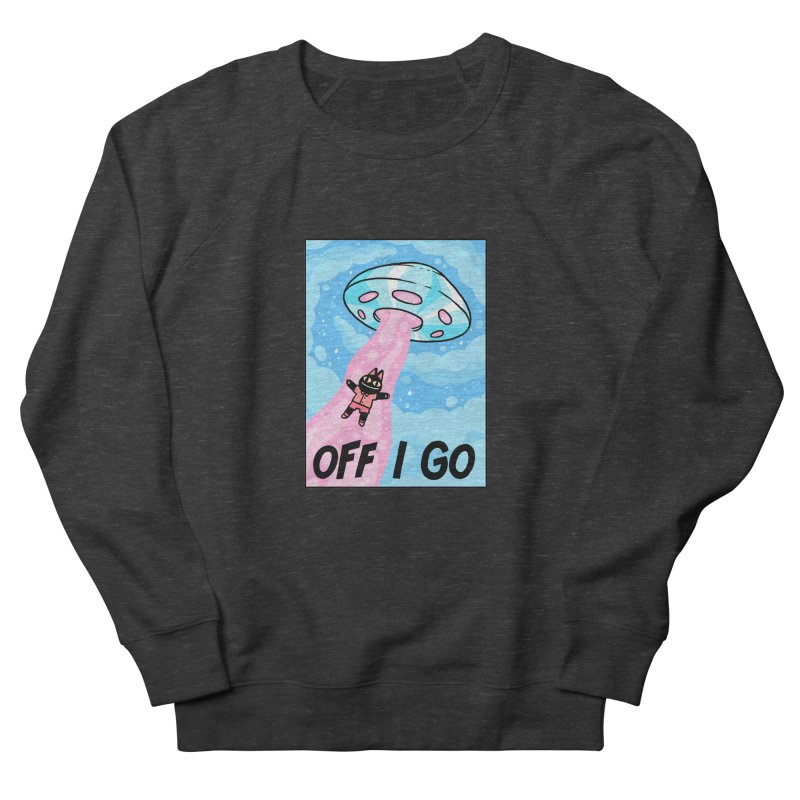 OFF I GO Men's Sweatshirt by GOOD AND NICE SHIRTS