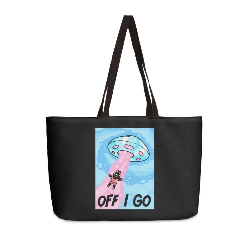 OFF I GO Accessories Weekender Bag Bag by GOOD AND NICE SHIRTS