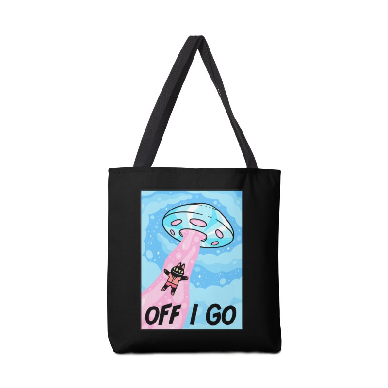 OFF I GO Accessories Bag by GOOD AND NICE SHIRTS