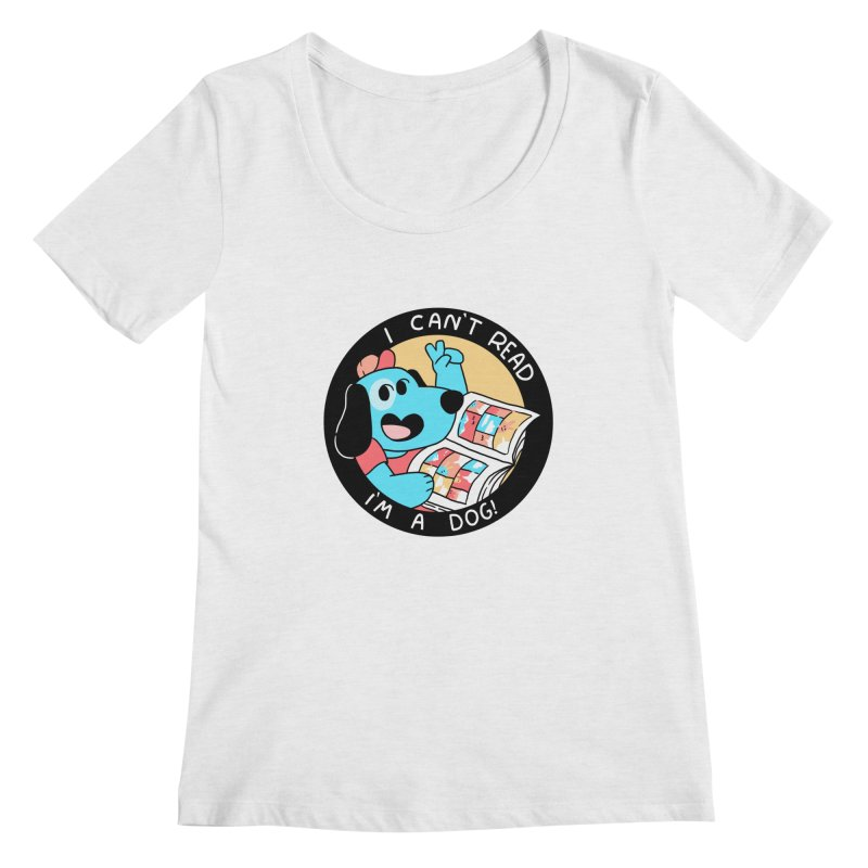 Women's None by GOOD AND NICE SHIRTS