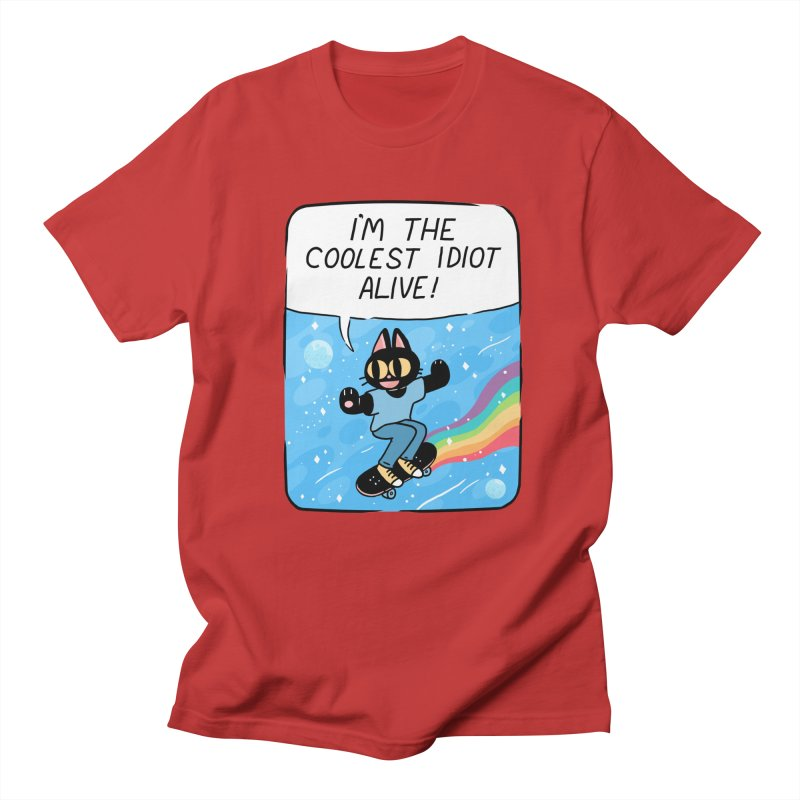 COOLEST IDIOT Women's T-Shirt by GOOD AND NICE SHIRTS