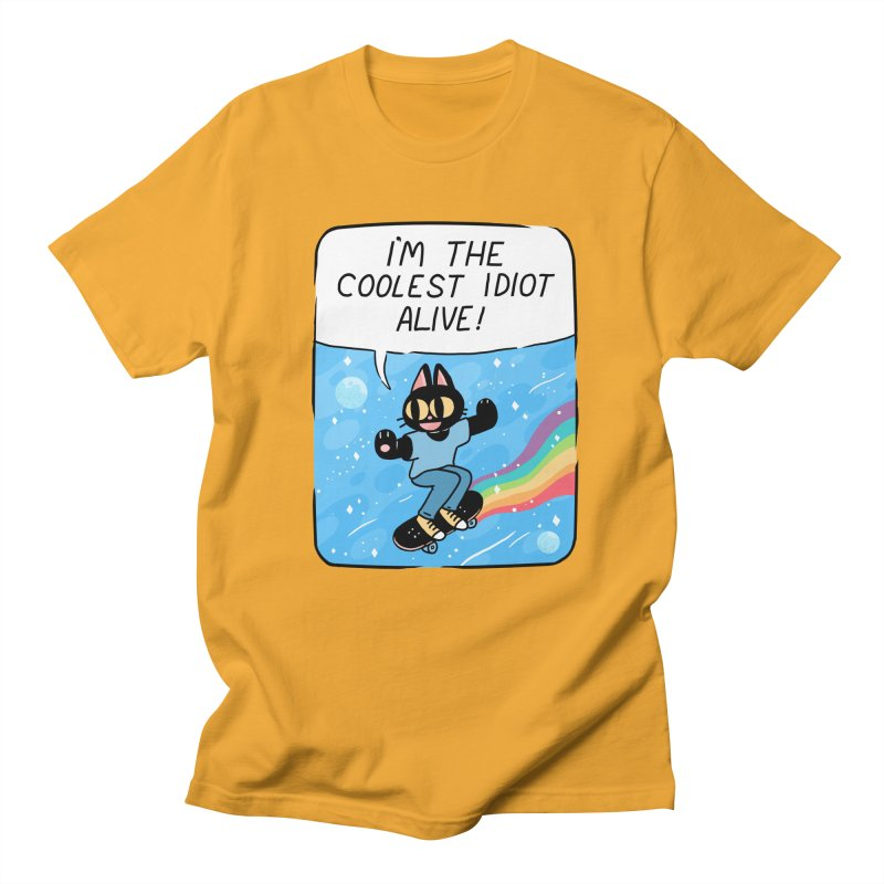 COOLEST IDIOT Women's Regular Unisex T-Shirt by GOOD AND NICE SHIRTS