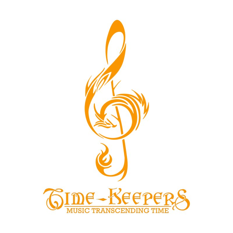 The Time-Keepers Logo/Slogan - Gold by The Time-Keepers - Official Store
