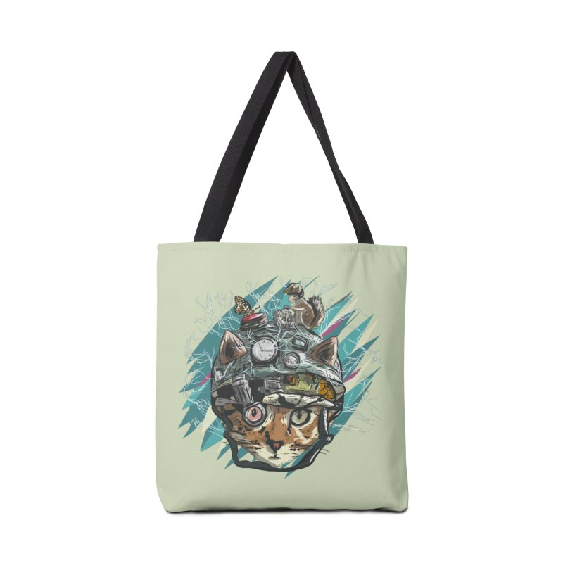 Make Your Own Time Machine Accessories Tote Bag Bag by Time Machine Supplies