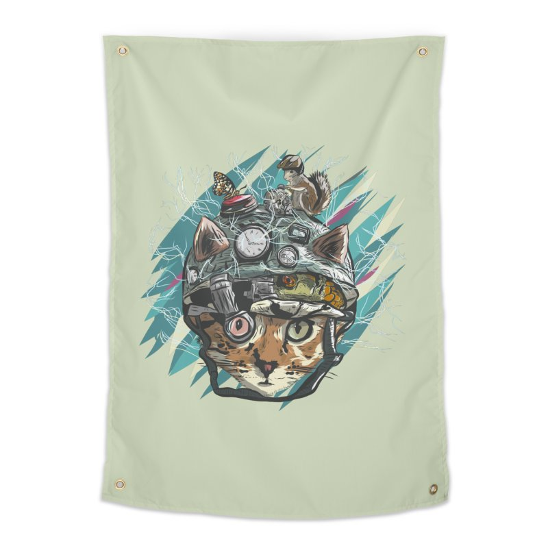 Make Your Own Time Machine Home Tapestry by Time Machine Supplies