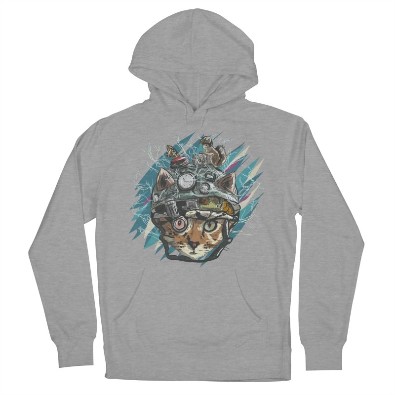 Make Your Own Time Machine Men's French Terry Pullover Hoody by Time Machine Supplies