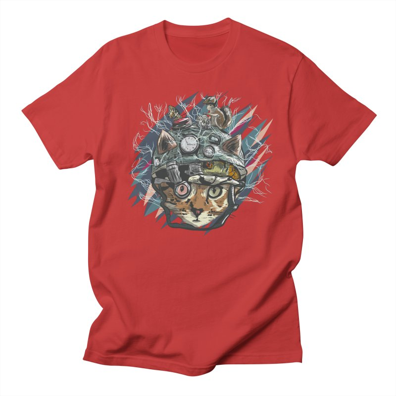 Make Your Own Time Machine Men's Regular T-Shirt by Time Machine Supplies