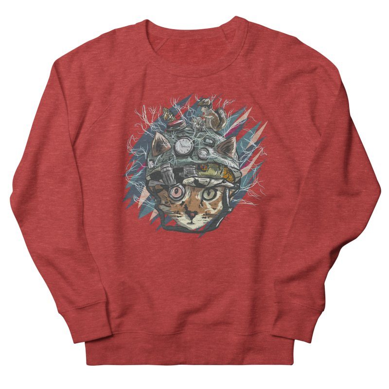 Make Your Own Time Machine Men's French Terry Sweatshirt by Time Machine Supplies