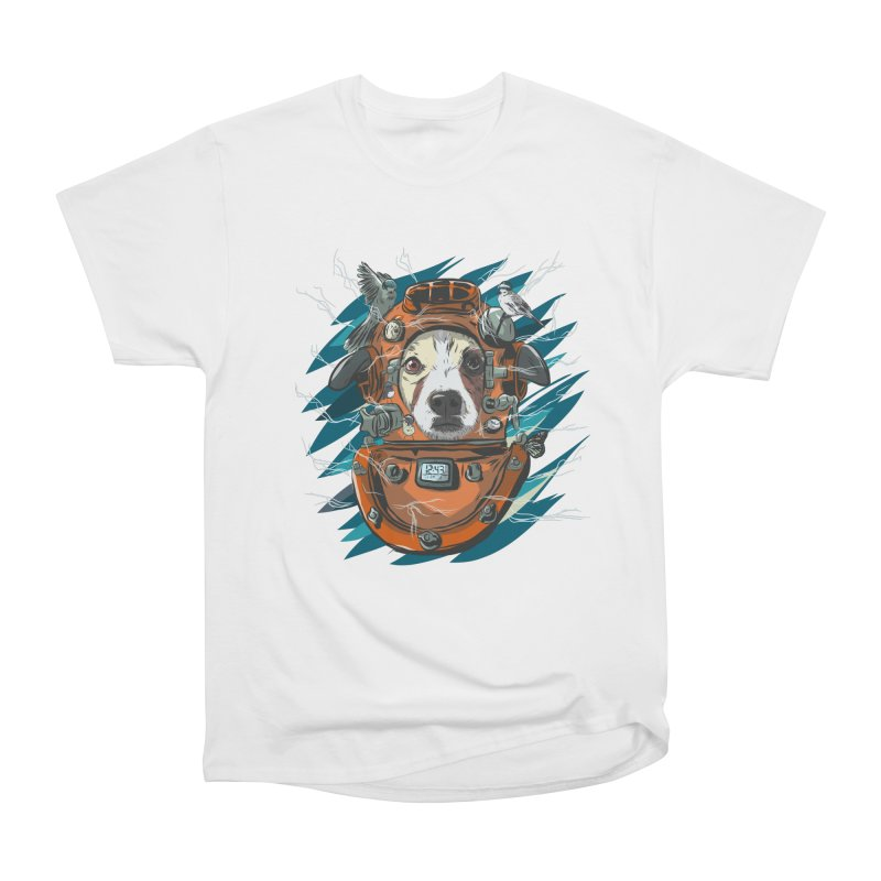 Homemade Time Machine Men's Heavyweight T-Shirt by Time Machine Supplies
