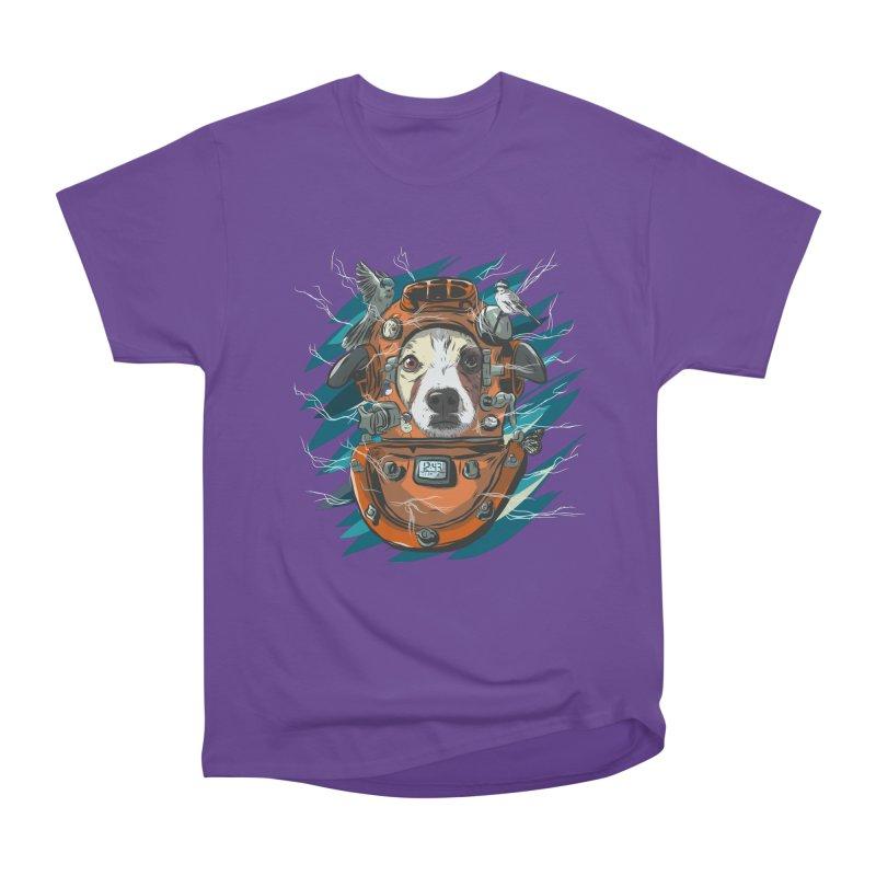 Homemade Time Machine Women's Heavyweight Unisex T-Shirt by Time Machine Supplies