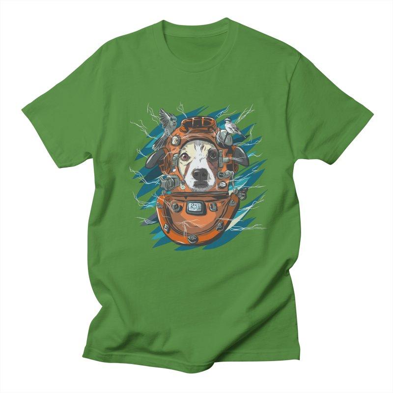 Homemade Time Machine Men's Regular T-Shirt by Time Machine Supplies