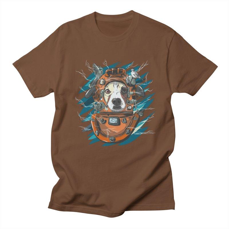 Homemade Time Machine Women's Regular Unisex T-Shirt by Time Machine Supplies