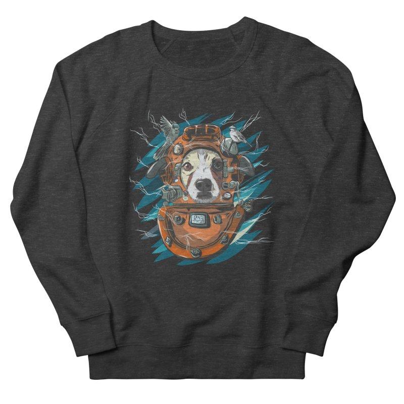 Homemade Time Machine Women's French Terry Sweatshirt by Time Machine Supplies