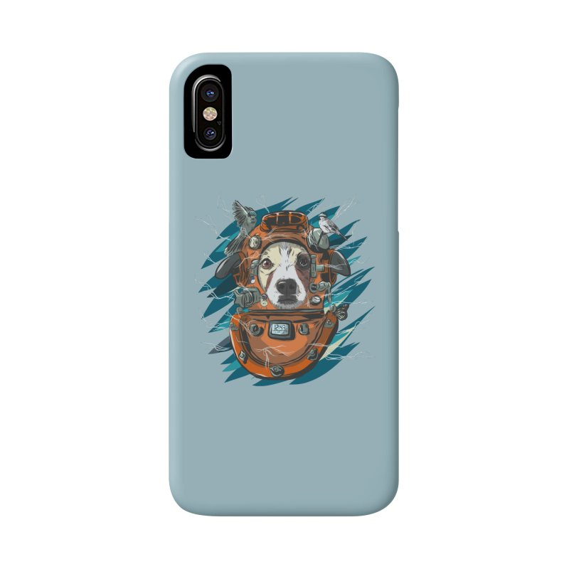 Homemade Time Machine Accessories Phone Case by Time Machine Supplies