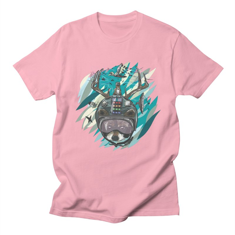 Time Hat Men's Regular T-Shirt by Time Machine Supplies