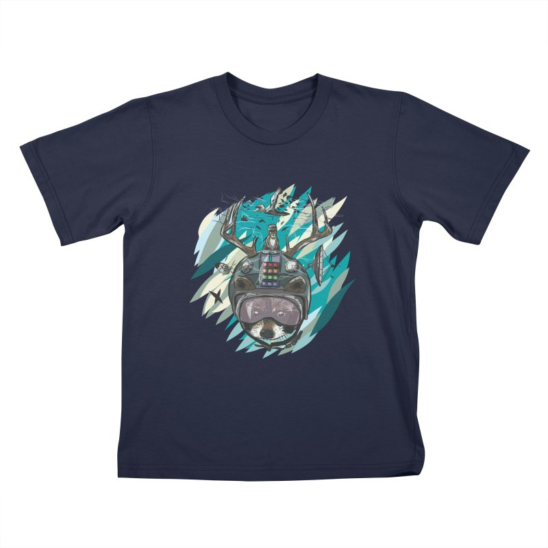 Time Hat Kids T-Shirt by Time Machine Supplies