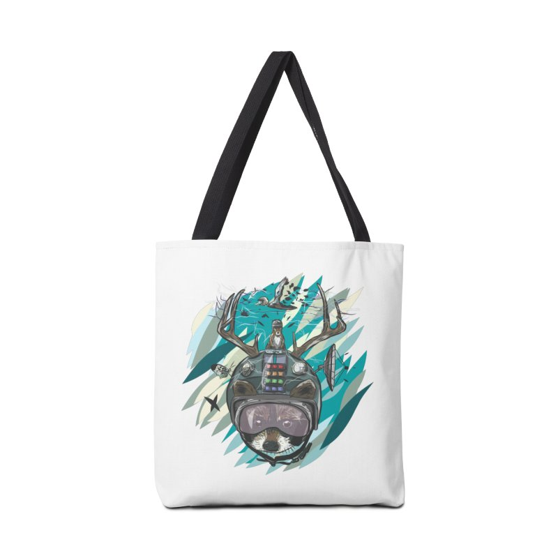 Time Hat Accessories Tote Bag Bag by Time Machine Supplies