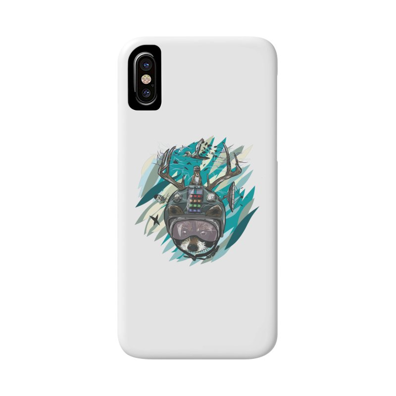 Time Hat Accessories Phone Case by Time Machine Supplies