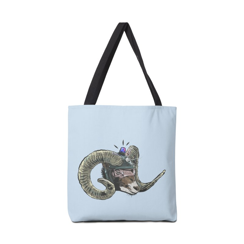 Time Police Accessories Tote Bag Bag by Time Machine Supplies