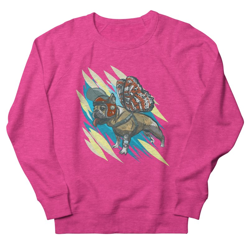 Time Travel Made Easy Women's French Terry Sweatshirt by Time Machine Supplies