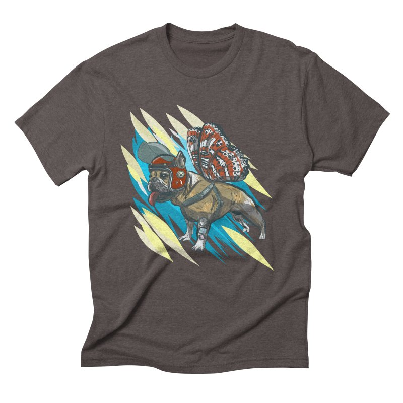Time Travel Made Easy Men's Triblend T-Shirt by Time Machine Supplies