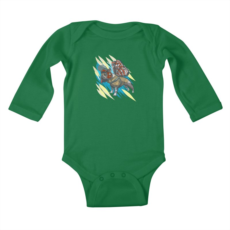 Time Travel Made Easy Kids Baby Longsleeve Bodysuit by Time Machine Supplies