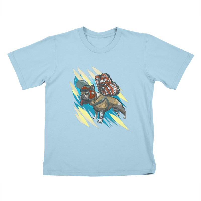 Time Travel Made Easy Kids T-Shirt by Time Machine Supplies