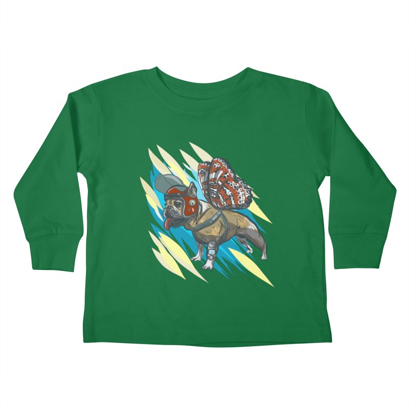 Time Travel Made Easy Kids Toddler Longsleeve T-Shirt by Time Machine Supplies