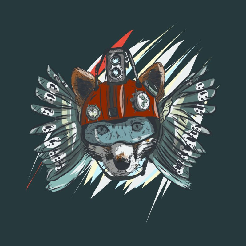 Wings of a Time Fox by Time Machine Supplies