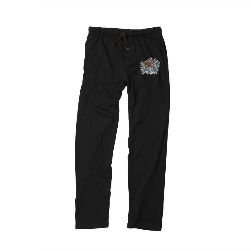 Wings of a Time Fox Men's Lounge Pants by Time Machine Supplies
