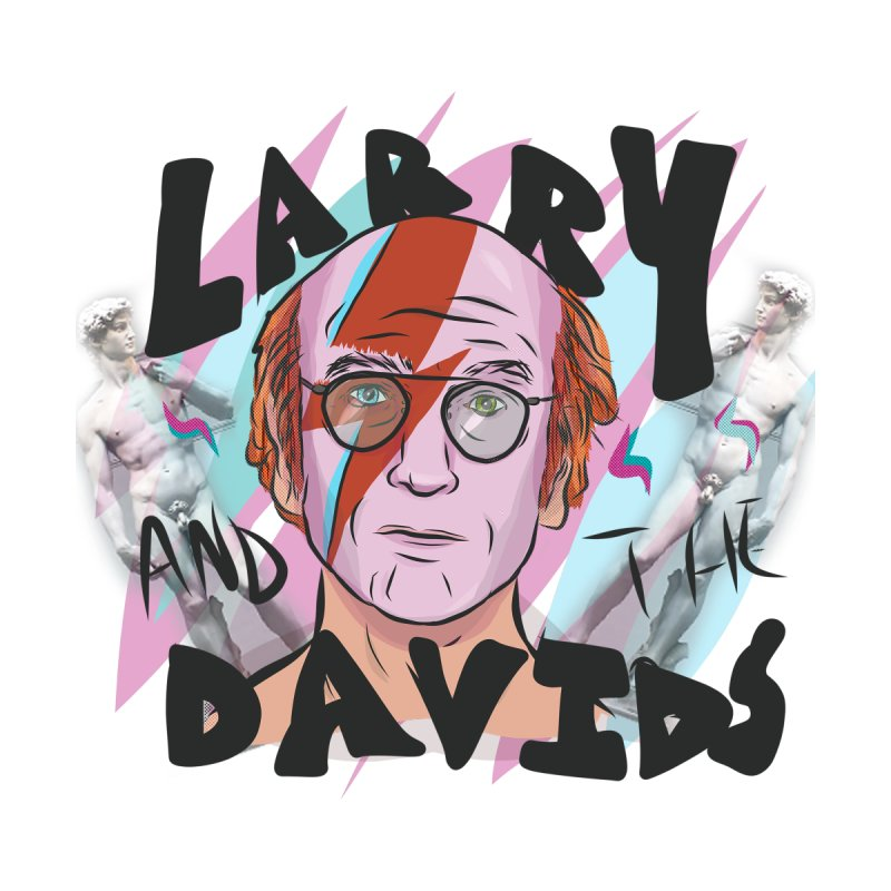 Larry and the Davids None  by Time Machine Supplies