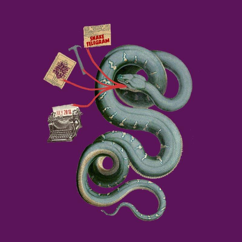 Snake Telegram None  by Time Machine Supplies