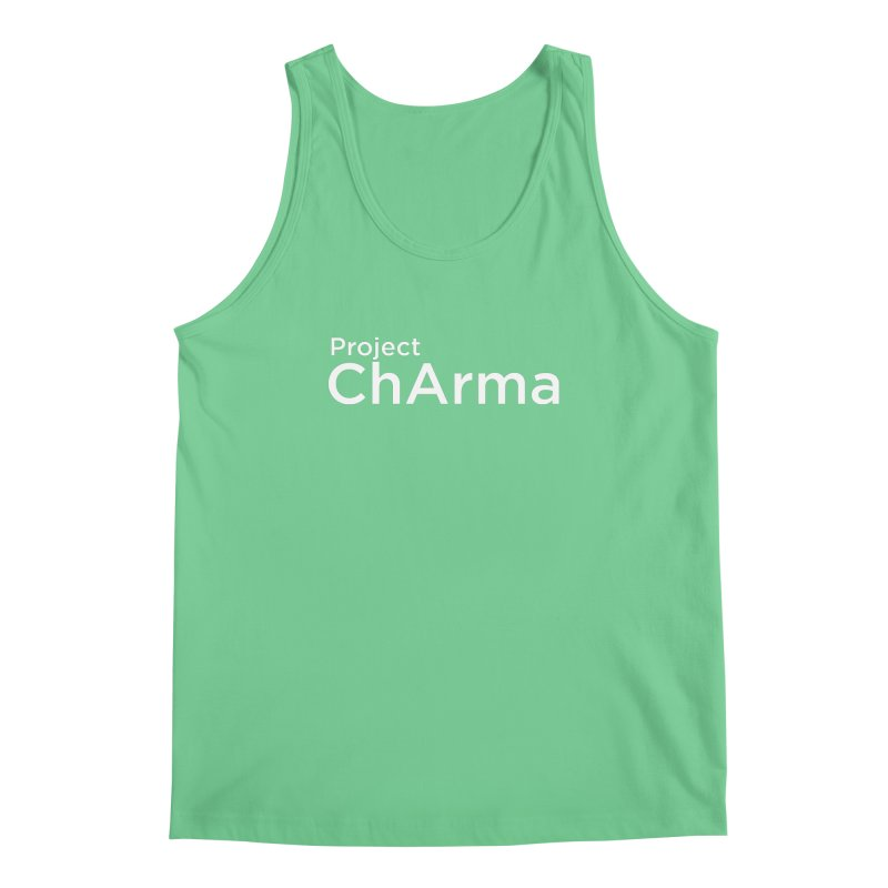 Project Charma Men's Regular Tank by Time Machine Supplies
