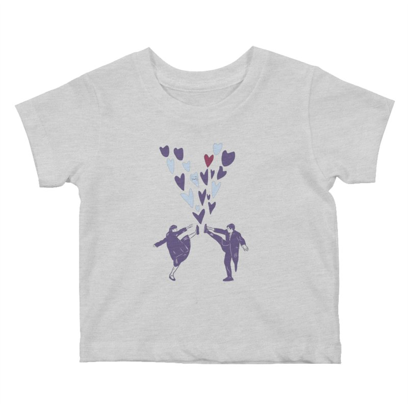 Kicks Kids Baby T-Shirt by Time Machine Supplies