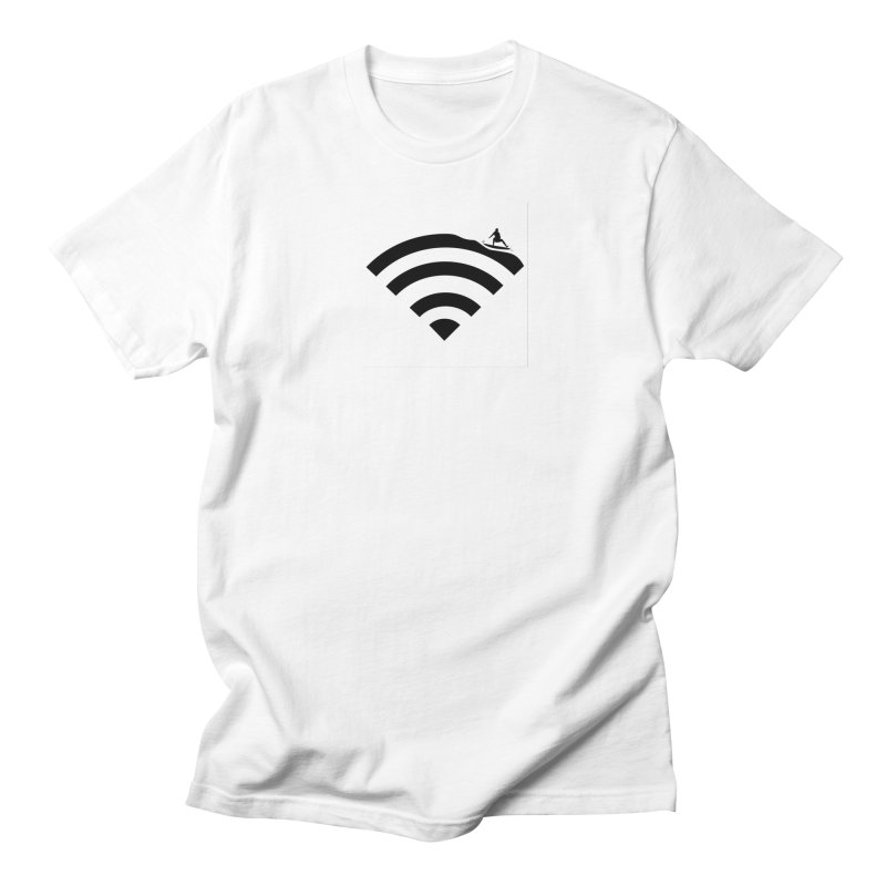 Surfin´ the Wifi   by Tim´s Artist Shop
