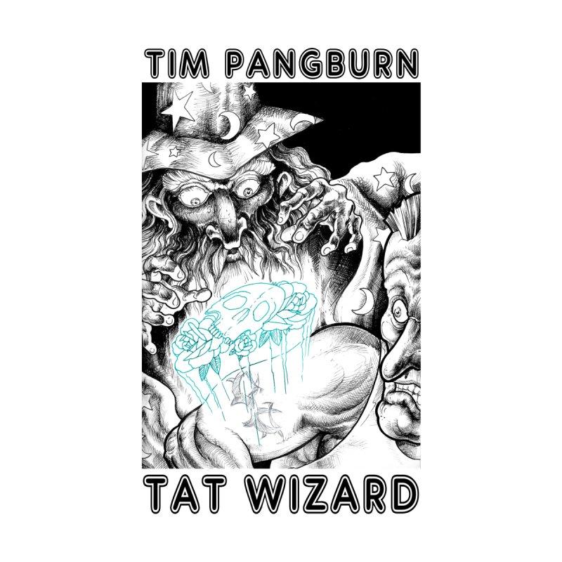 Tat Wizard by timpangburn's Artist Shop