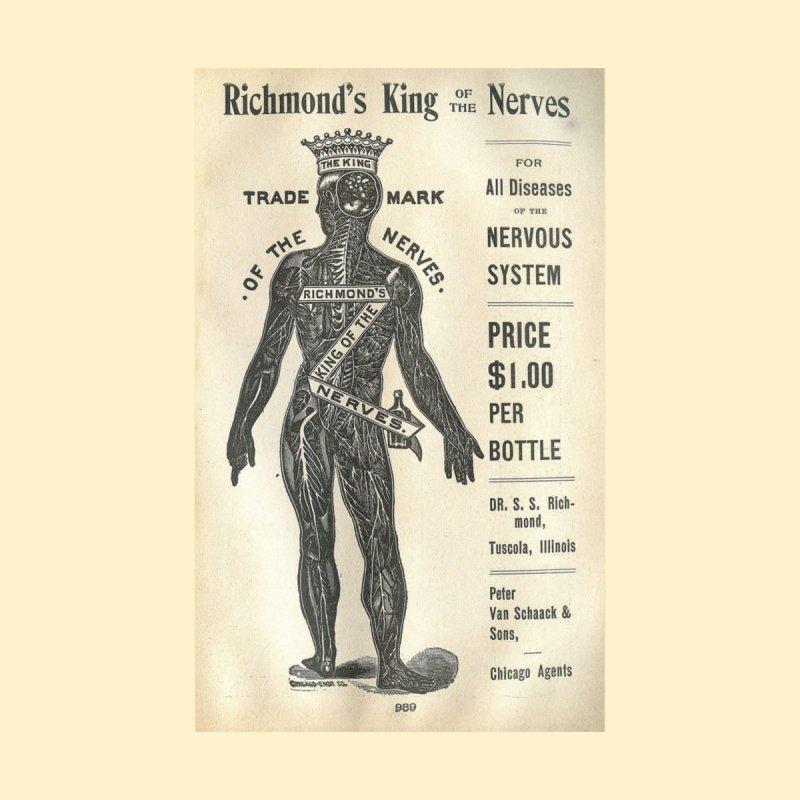 Richmonds King of Nerves by timpangburn's Artist Shop