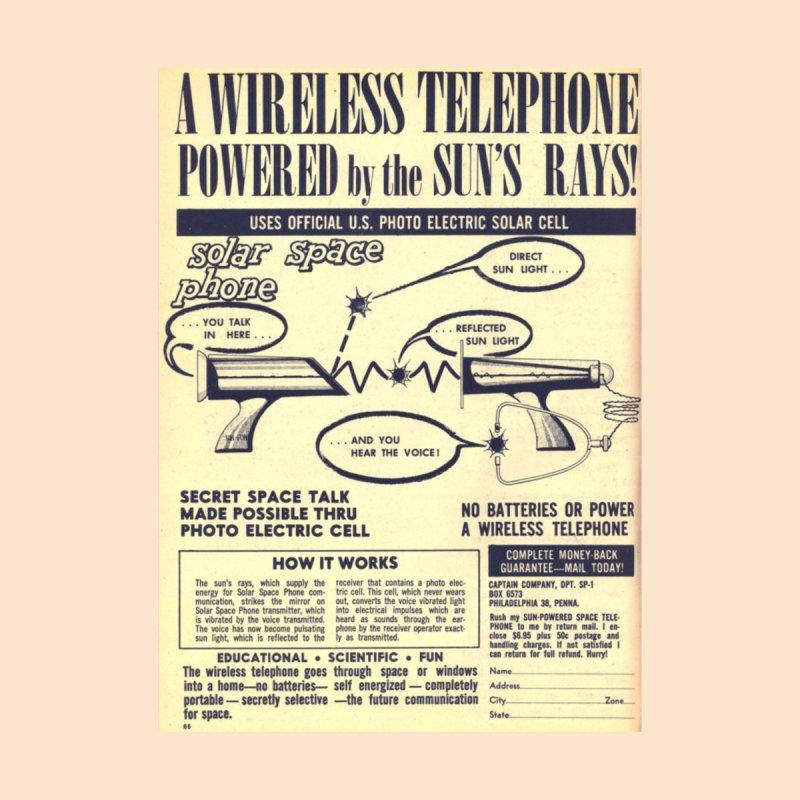 Space Phone by timpangburn's Artist Shop
