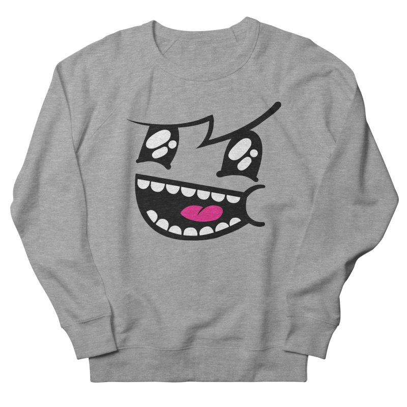 Don't worry be hairy Women's Sweatshirt by timrobot's Artist Shop