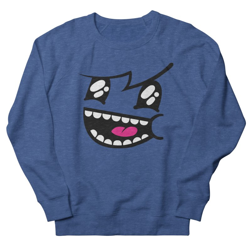 Don't worry be hairy Men's Sweatshirt by timrobot's Artist Shop