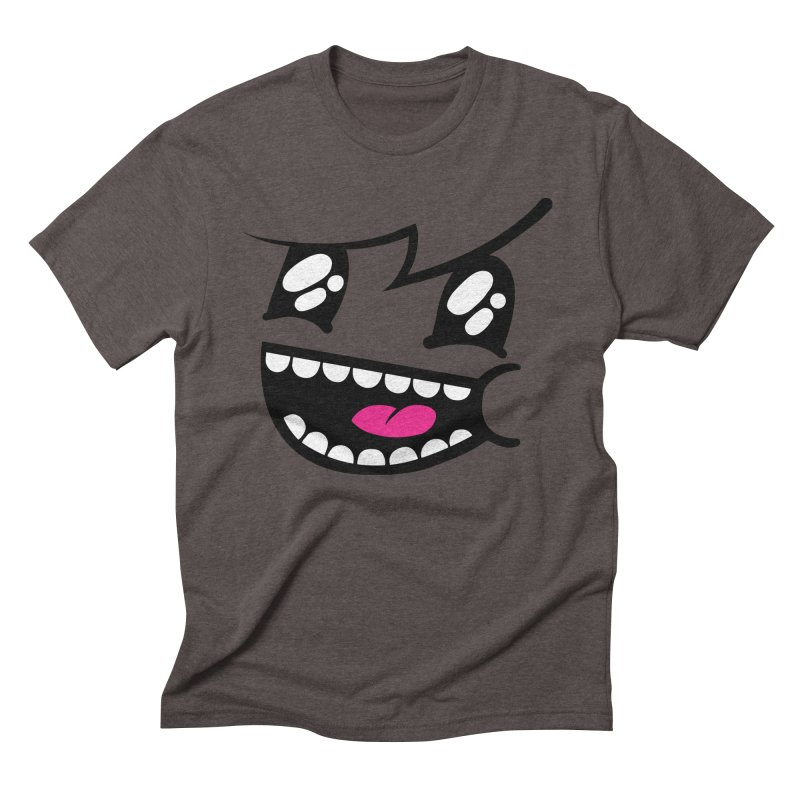 Don't worry be hairy Men's Triblend T-Shirt by timrobot's Artist Shop