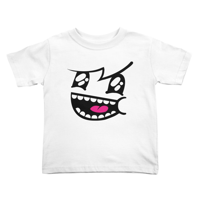Don't worry be hairy Kids Toddler T-Shirt by timrobot's Artist Shop