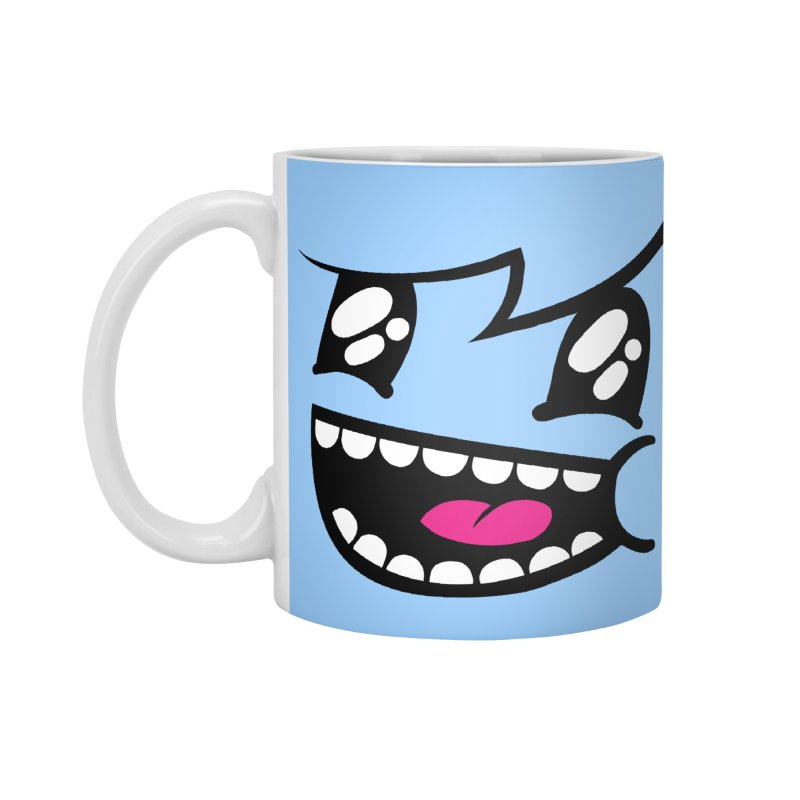 Don't worry be hairy Accessories Mug by timrobot's Artist Shop