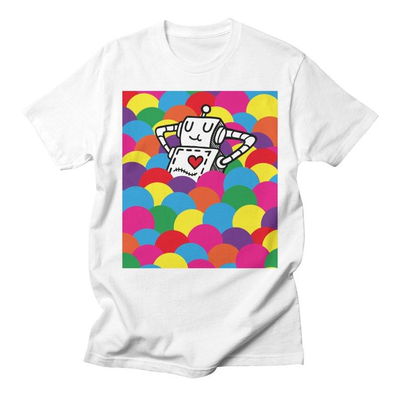 The Ballpit Women's Regular Unisex T-Shirt by timrobot's Artist Shop