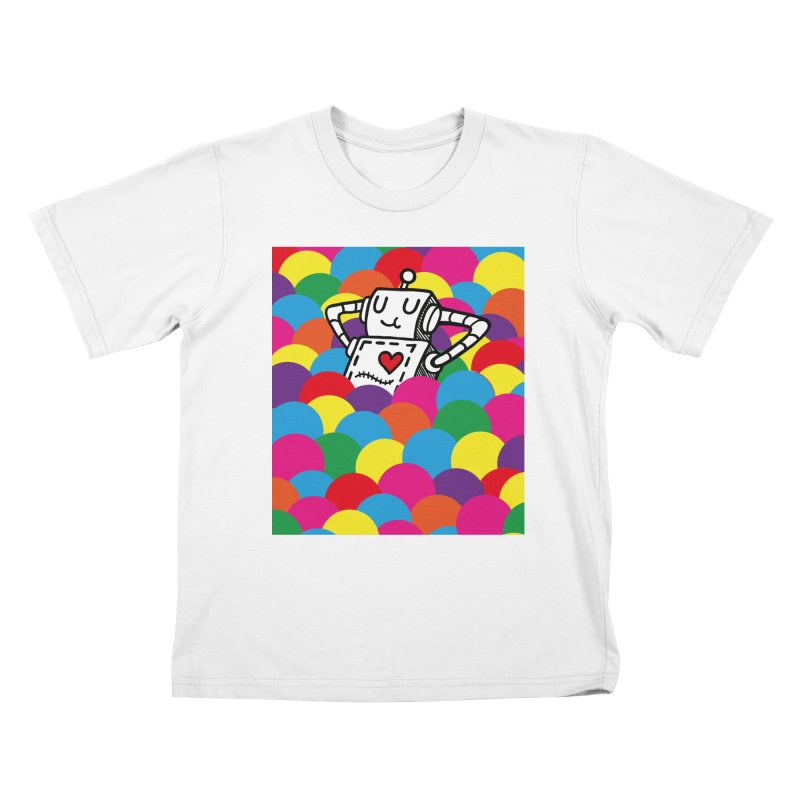 The Ballpit Kids T-Shirt by timrobot's Artist Shop