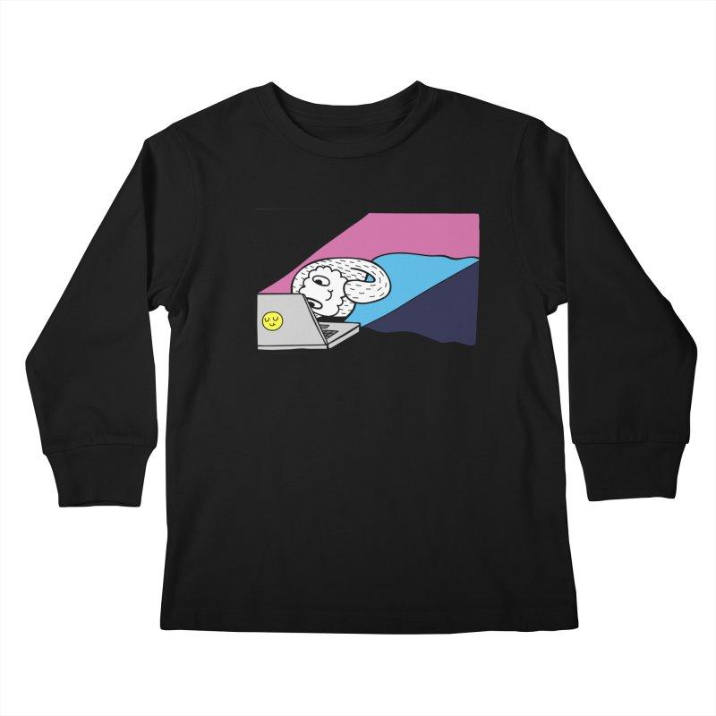 Summer 16 Kids Longsleeve T-Shirt by timrobot's Artist Shop