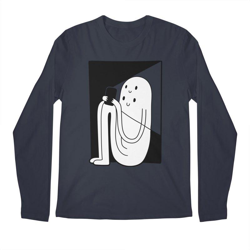 Phony Men's Longsleeve T-Shirt by timrobot's Artist Shop