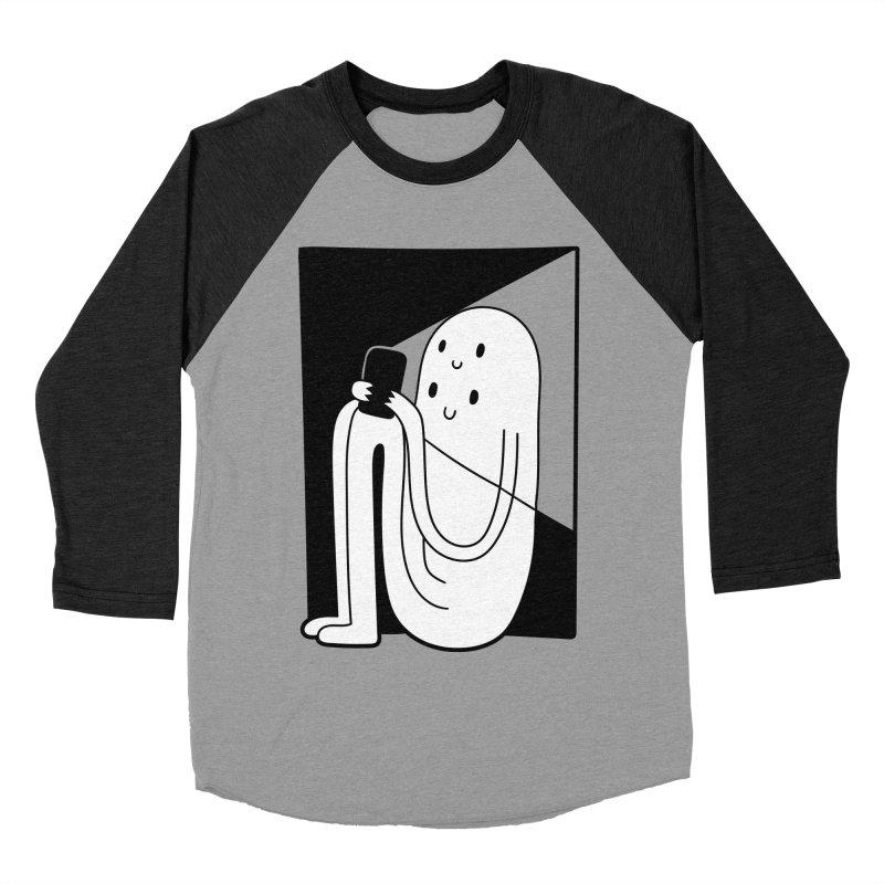 Phony Women's Baseball Triblend T-Shirt by timrobot's Artist Shop