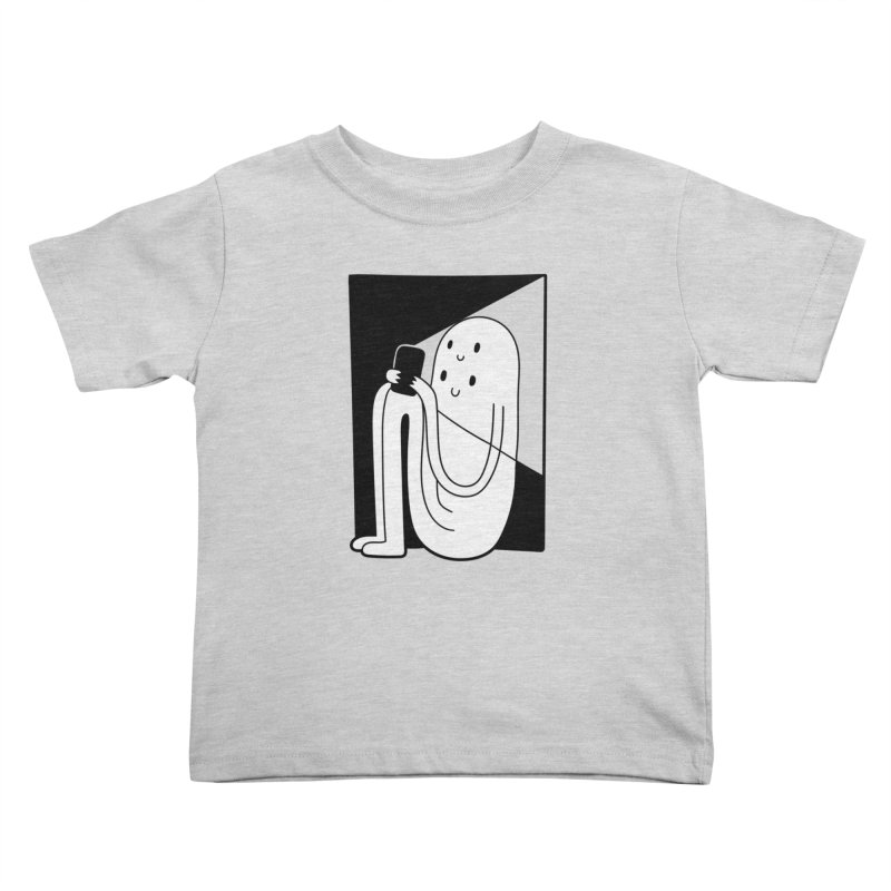 Phony Kids Toddler T-Shirt by timrobot's Artist Shop