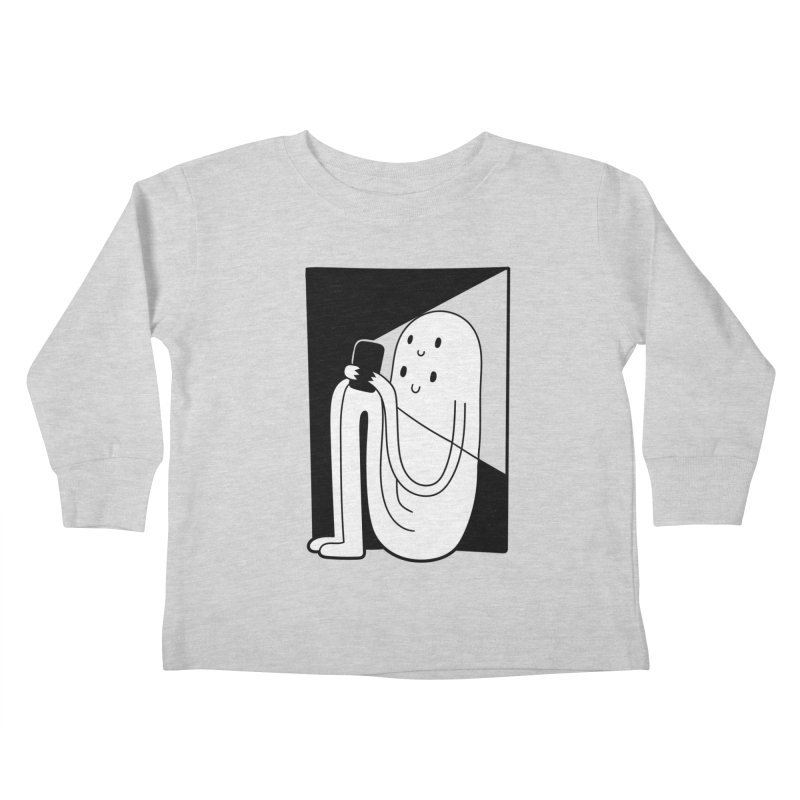 Phony Kids Toddler Longsleeve T-Shirt by timrobot's Artist Shop